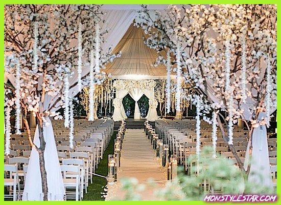 Photo de Mariage blanc à Beverly Hills avec glamour classique des studios Samuel Lippke