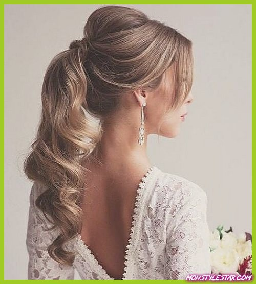 15 coiffures de caravane de étalon ondulés occasionnels
