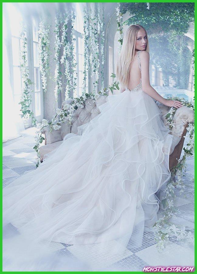 Robes de mariée romanes Alvina Valenta Collection Automne 2014