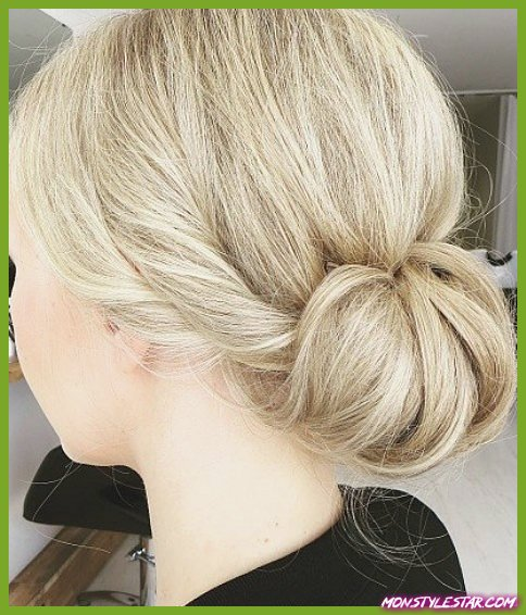 Photo de Updos formels et élégants