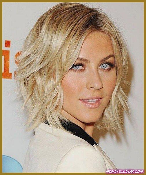 Photo de 20 coupes de cheveux de couches moyennes pour les femmes