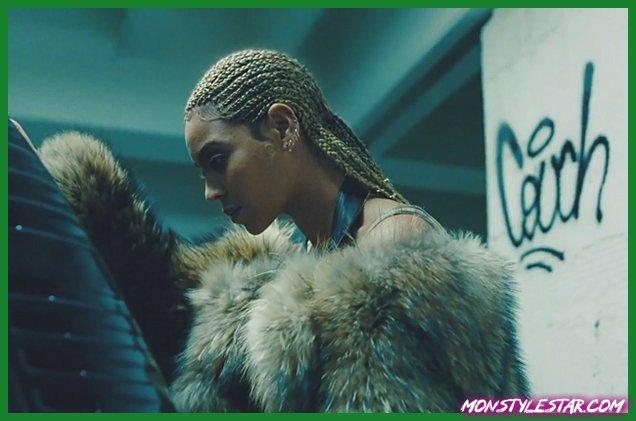Photo de 15 belles tresses de boîte à bascule Beyonce