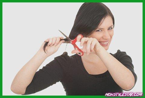 Photo de Comment couper les cheveux?