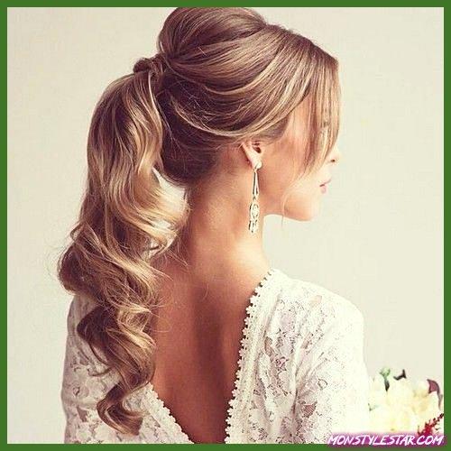 15 superbes coiffures pour les mariées et les demoiselles d'honneur