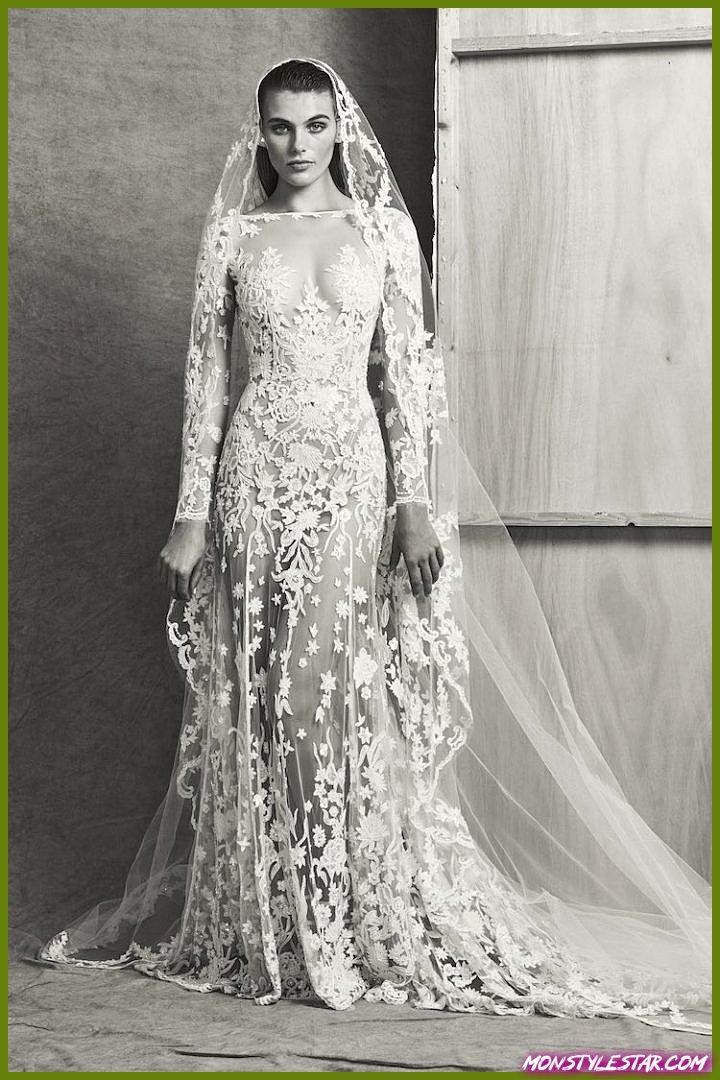 Intemporellement élégantes robes de épousée Zuhair Murad arrière-saison 2018