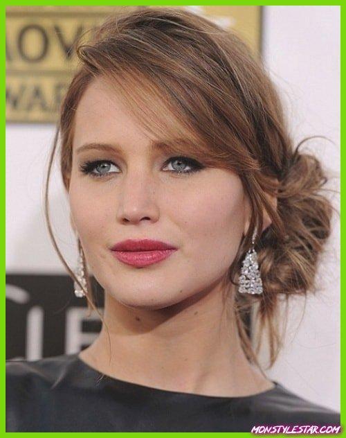 30 coiffures attrayantes pour les gros visages