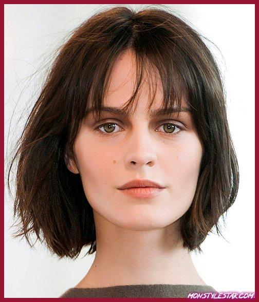 Photo de 20 coupes de cheveux et coiffures à faible entretien