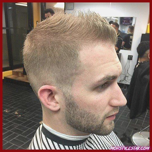 20 coiffures pour hommes avec des cheveux fins