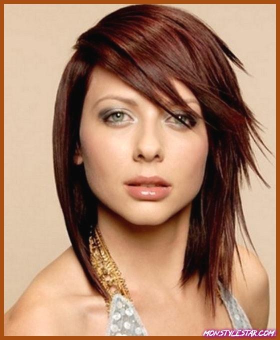 20 coupes de cheveux en couches moyennes
