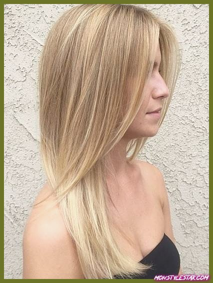 Photo de 15 coiffures blondes Splash
