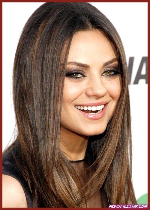 Photo de 30 coiffures attrayantes pour les gros visages