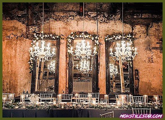 Photo de Mariage d'automne moderne avec des vibrations glam rustiques d'AGI Studio