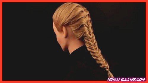 15 coiffures décontractées tresse française