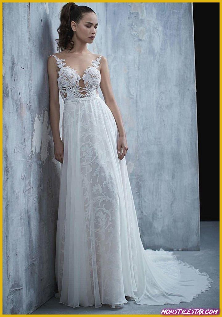 Robes de mariée élégantes Maison Signore de la collection Séduction 2018