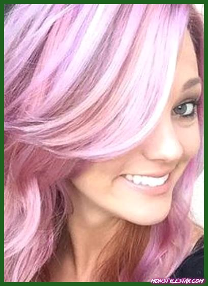 Candy Color Locks- Coiffures rose pastel