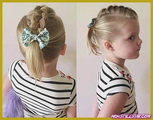 Photo de 20 adorables coiffures de bambins