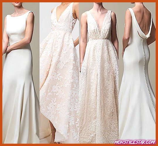 Photo of Jenny Yoo La collection 2018 présente des robes de mariée classiques et des robes de demoiselle d'honneur