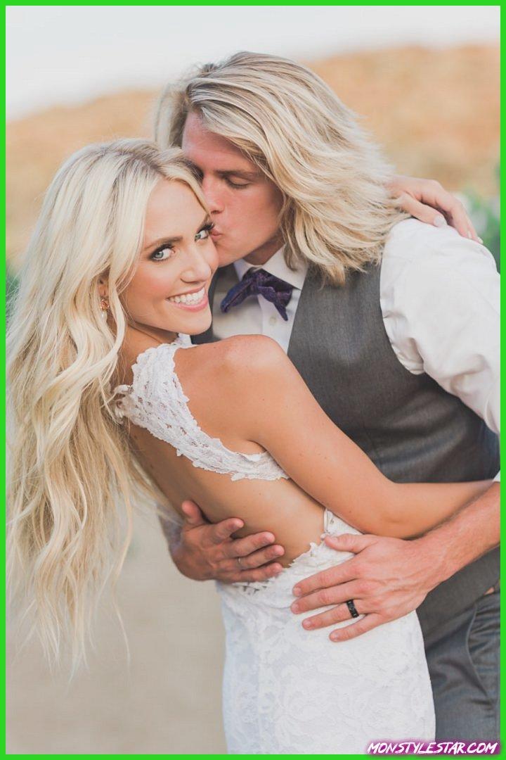 Mariage bohémien à la lavande et au fard à joues éclatant avec glamour