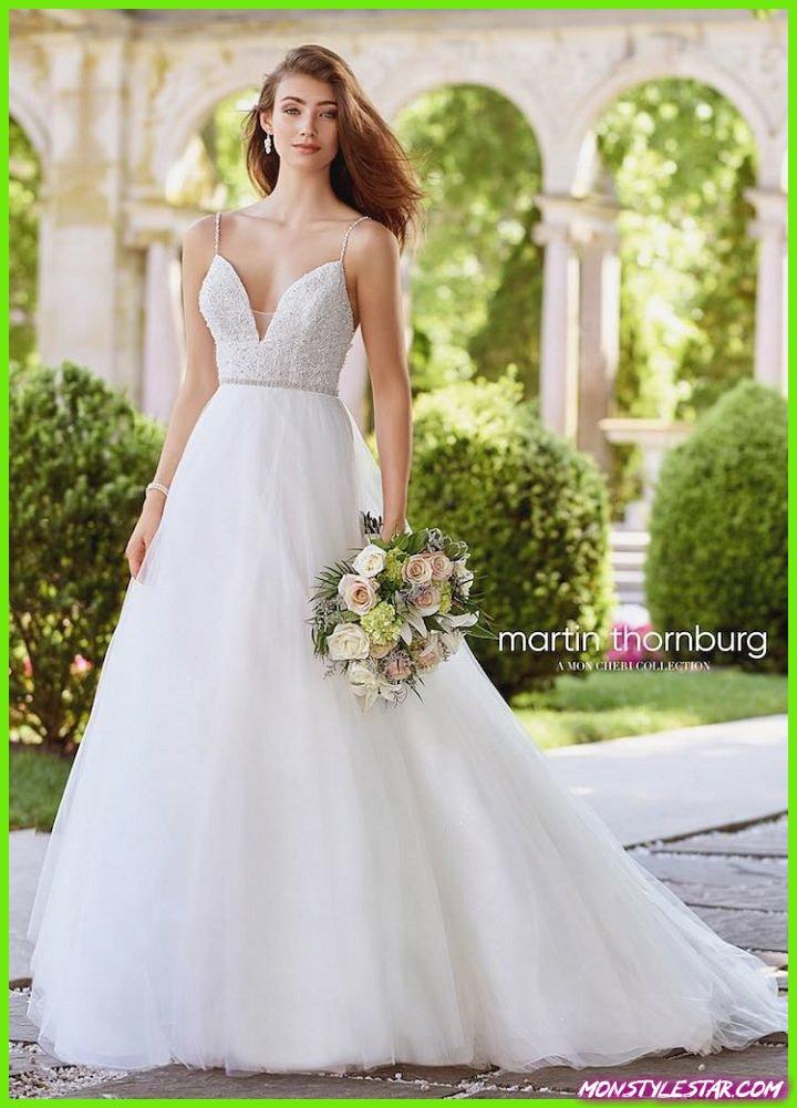 Puis d'chic du jeunesse 2017 Mon Cheri Robes de épousée de Martin Thornburg
