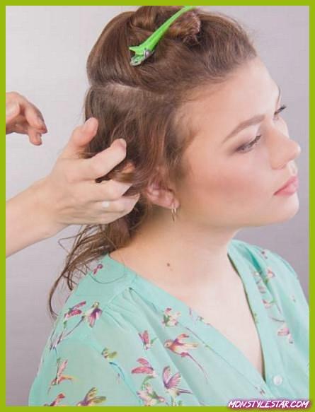 Comment obtenir des cheveux mouillés?