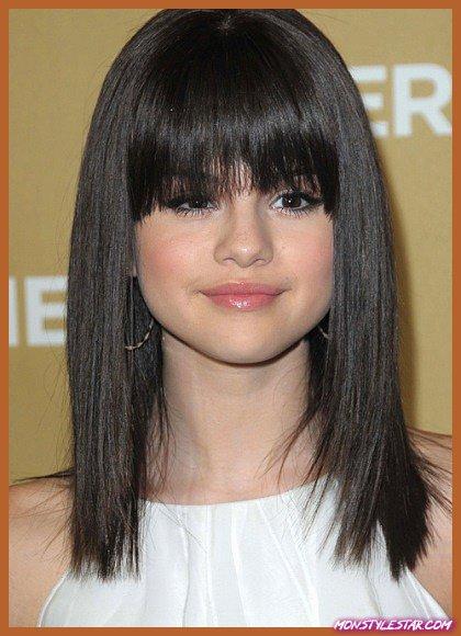 Meilleures coiffures Selena Gomez