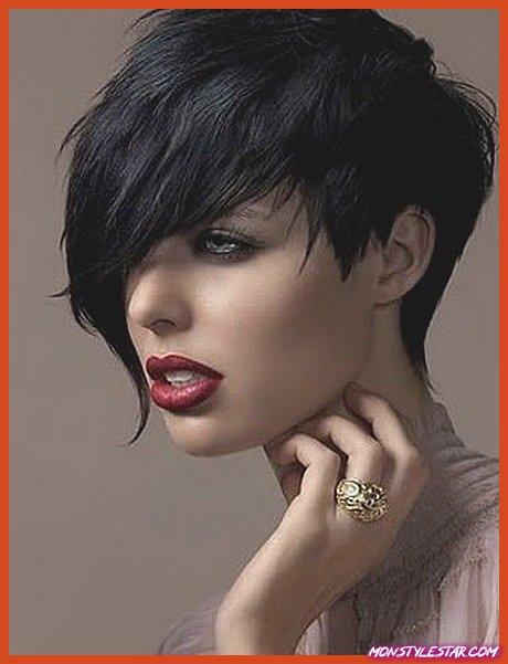 Photo de 20 coupes de chevelure asymétriques