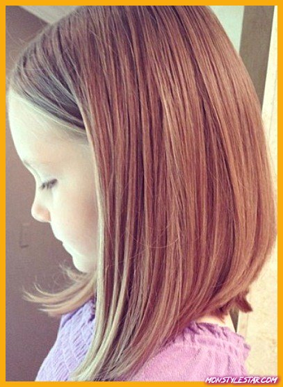 15 coupes de cheveux Bob pour les enfants