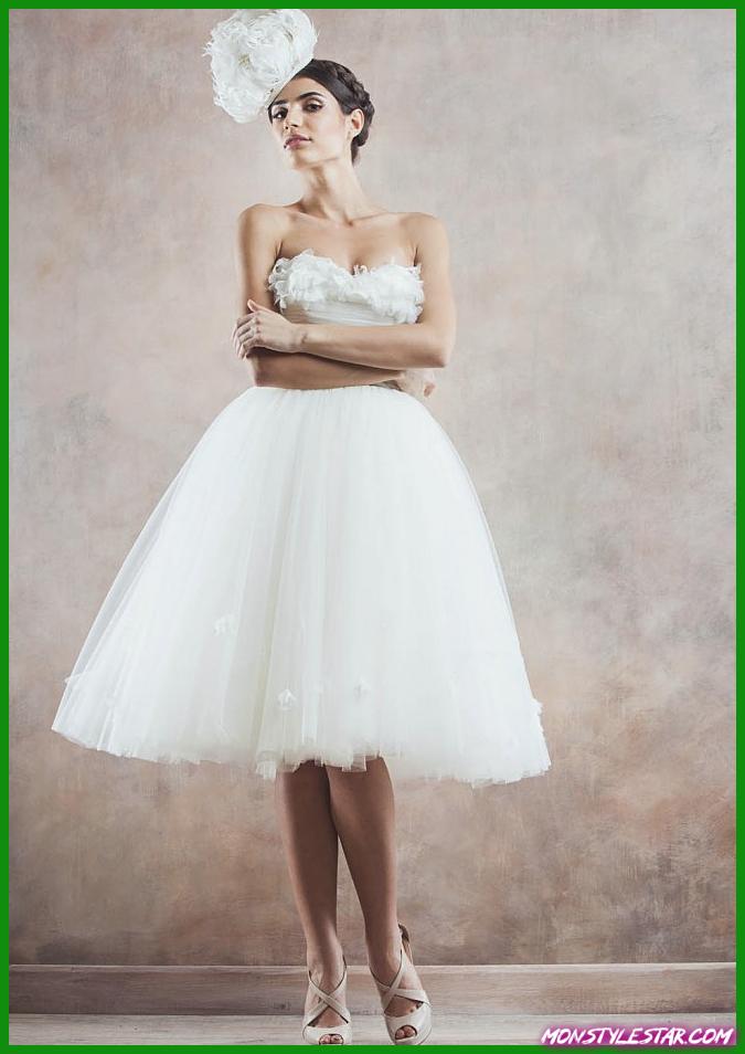Robe de mariée du jour: robes incroyablement romantiques de Divine Atelier 2014, partie 2