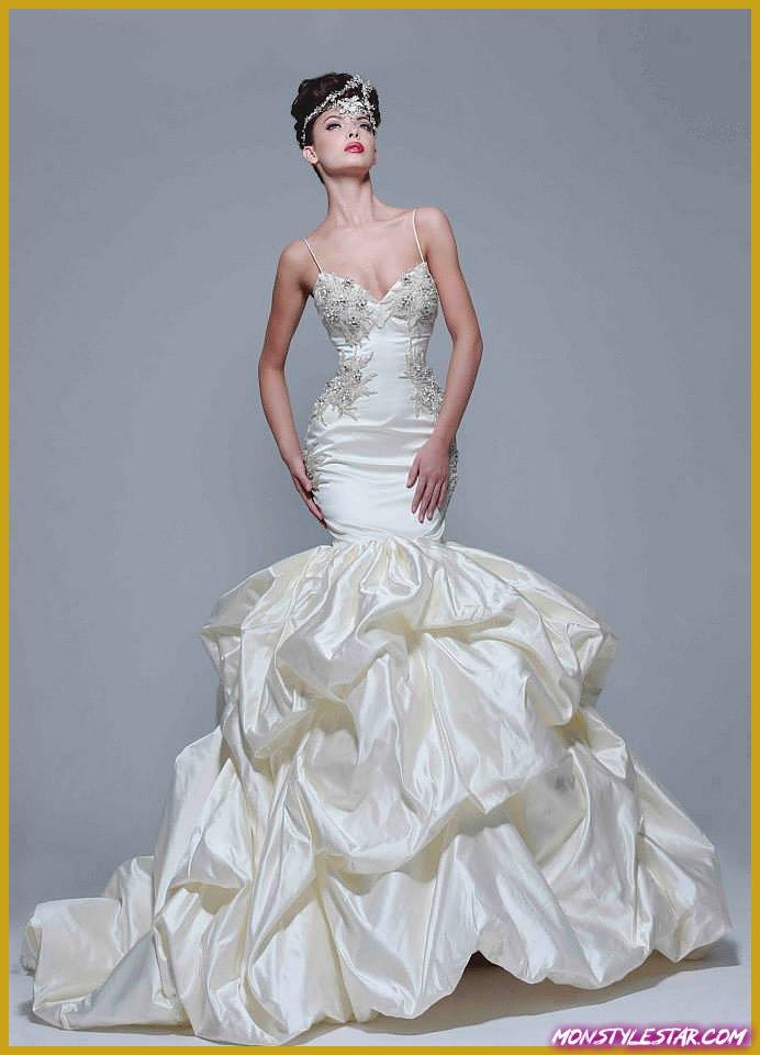 Choix de la rédaction: Robes de mariée sexy et glamour de Katerina Bocci