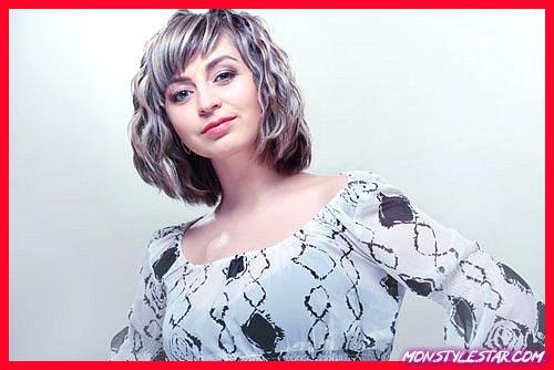 Photo de 20 meilleurs cheveux gris tendance