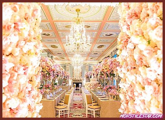 Photo de Masterclass Floral inspiré par mariage de luxe blush par Karen Tran