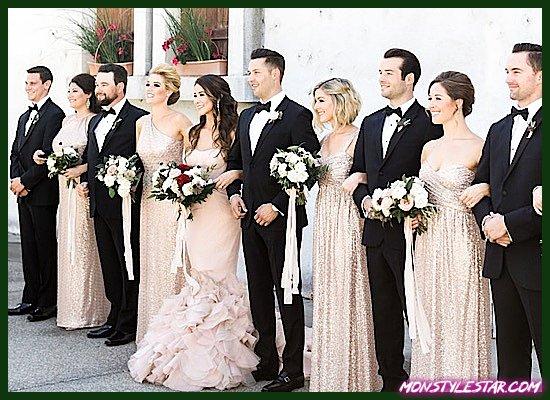 Photo de Mariage romantique d'automne en Californie aux vignobles de Wente de Jasmine Lee Photography
