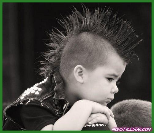 15 coupes de cheveux mignon bébé garçon