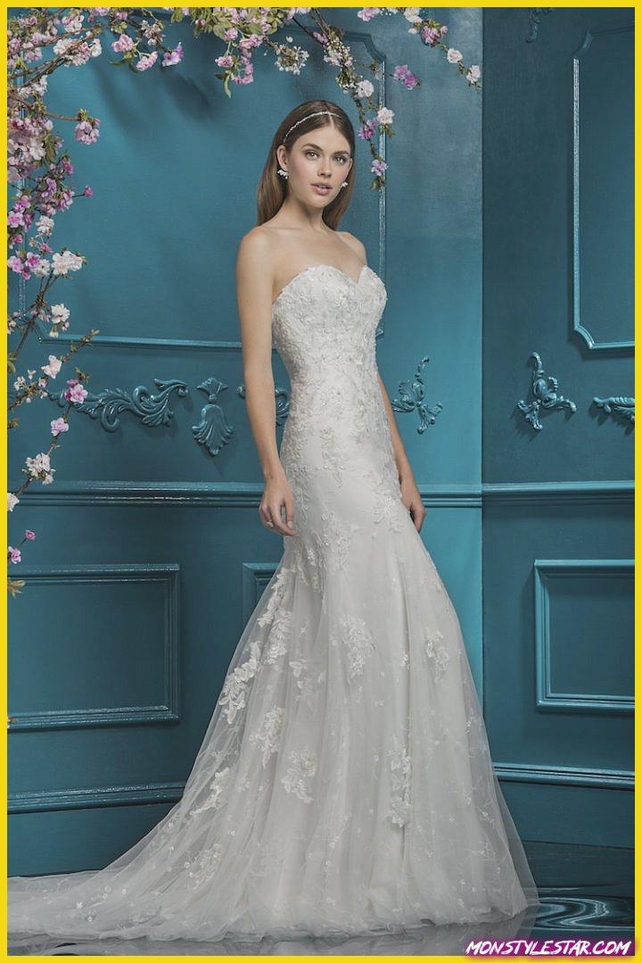 Robes de mariage classique de 2018 Ellis Bridals élégantes