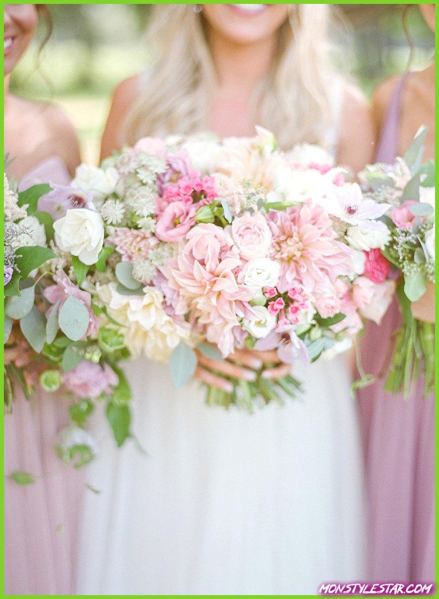 Mariage d'été à couper le souffle, rose et lavande, de Love & Light Photographs