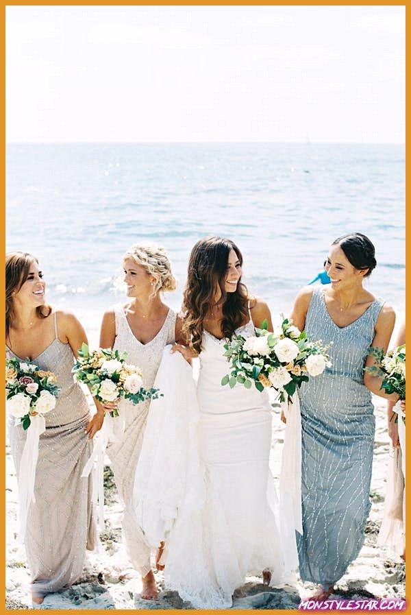 Mariage magnifique sur la plage en Californie à La Jolla