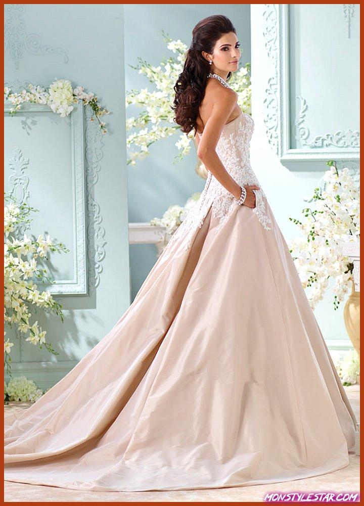 Tendances: Des collections de robes de mariée élégamment chics avec des poches de Mon Cheri Bridals