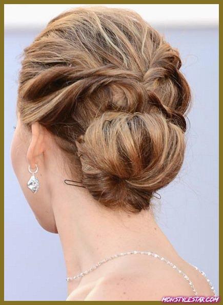 15 coiffures chignon pour cheveux longs