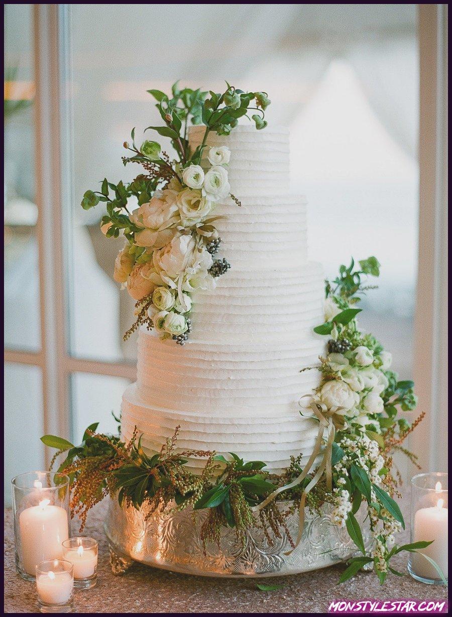 Mariage glamour en Californie et en blanc à la veille du nouvel an