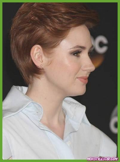 15 courtes coiffures rouges hypnotiques