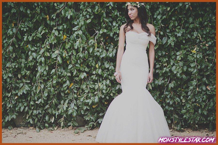 Photo de 20 des robes de mariée les plus douces