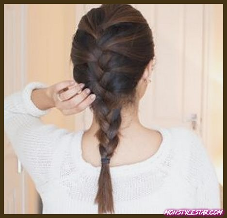 Photo de Comment faire une tresse française (Braid French Basic)