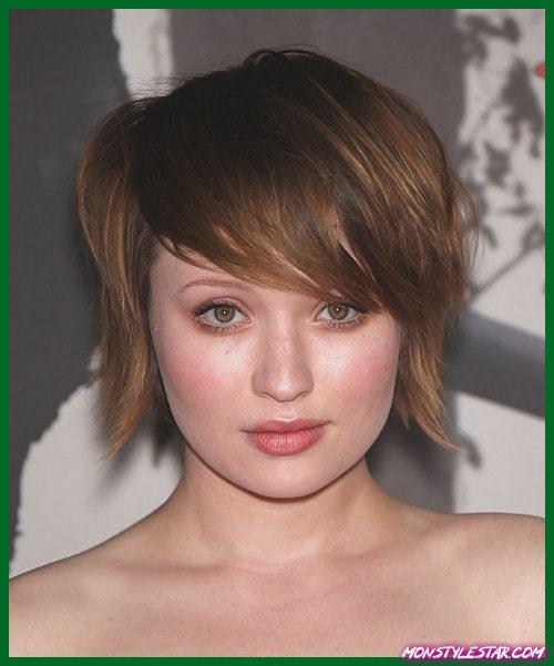 20 coiffures élégantes pour les visages ronds
