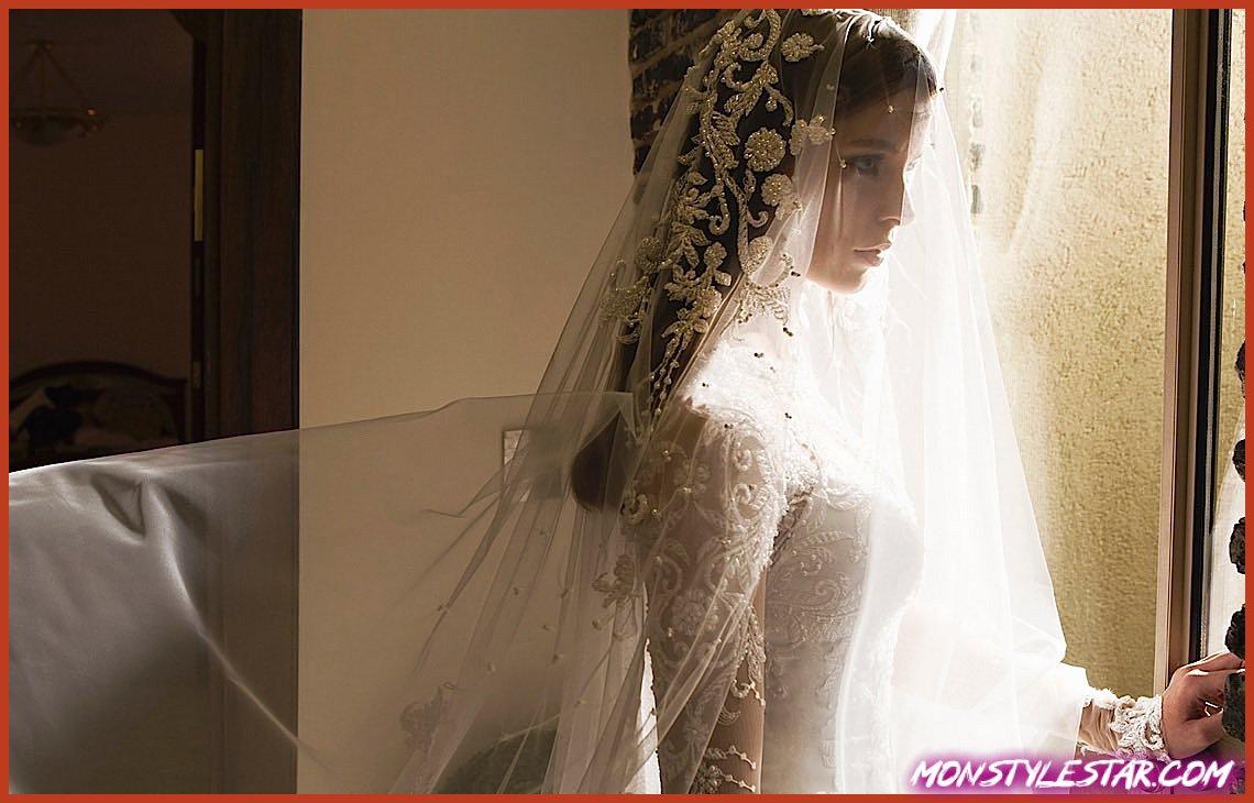 Photo de Nous ne pouvons pas obtenir assez de ces robes de mariée magnifiques