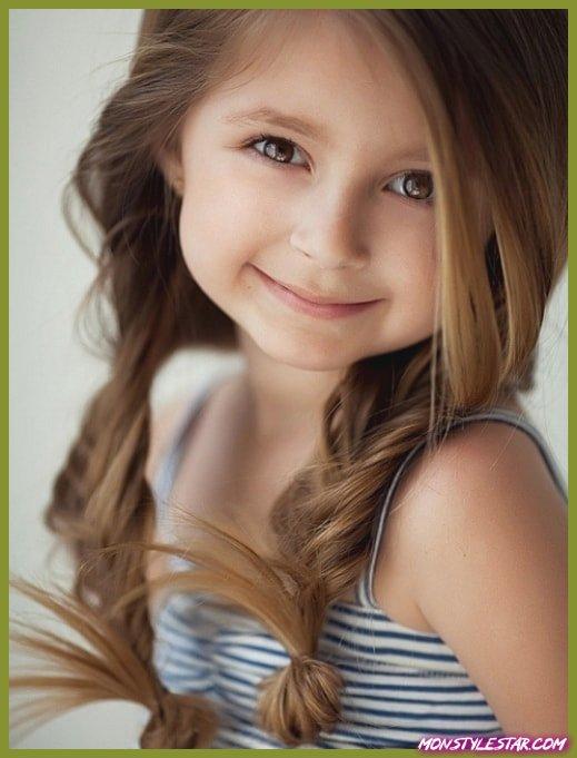 Photo de 20 coiffures impertinentes pour les petites filles