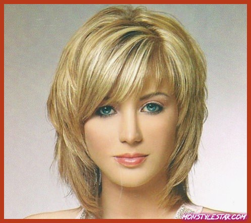 15 coupes de cheveux courts et coiffures avec frange