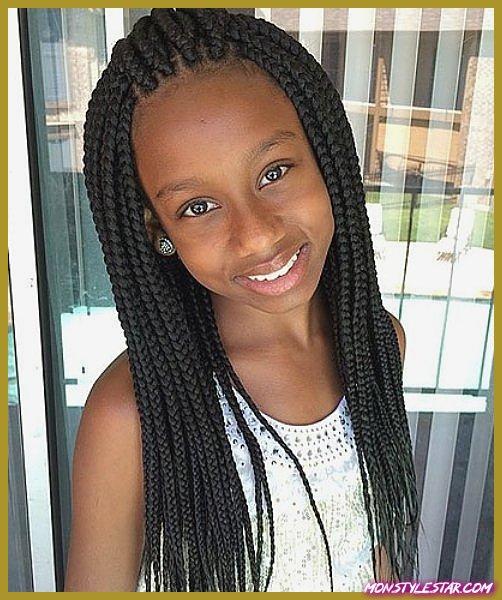 15 coiffures mignonnes pour les filles noires