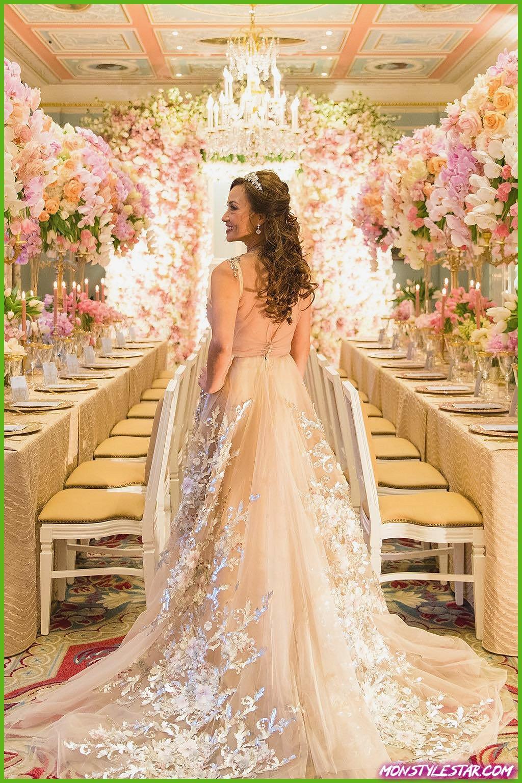Masterclass Floral inspiré par mariage de luxe blush par Karen Tran