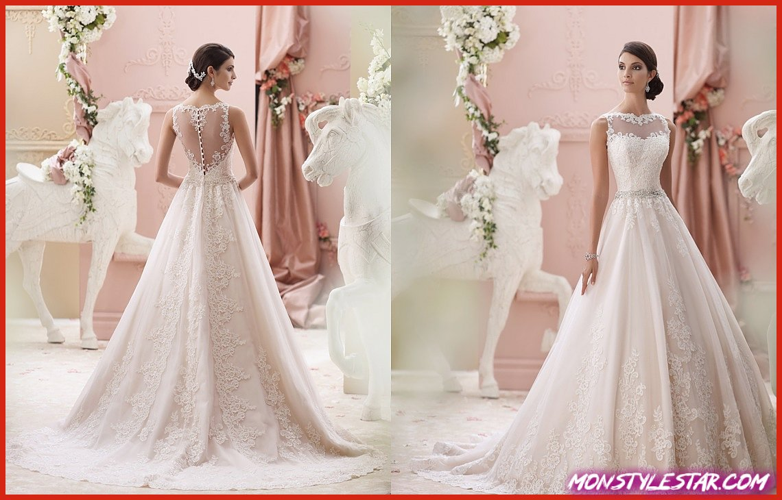 Photo de Robes de mariée David Tutera Collection Mariage 2015