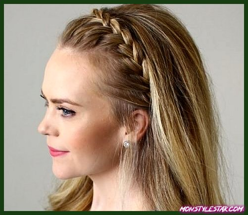 Photo de 15 coiffures dynamiques pour cheveux longs naturels